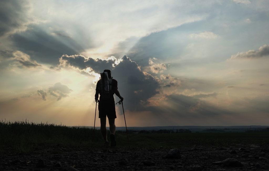 Pěšky po hranicích Česka: 2000 km za 33 dní