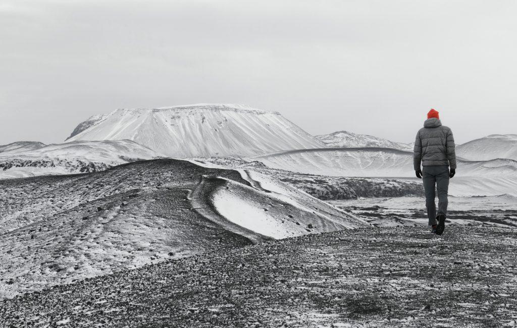 Říjnový cesta kolem Islandu